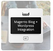 Iwdagency - Blog Extension for Magento 2