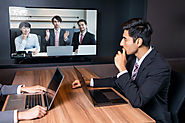Holding Virtual Meetings in Your Virtual Office Space