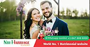 How to Find Your Most Compatible Life Partner Using Leading Matrimonial Sites - NRI MARRIAGE BUREAU