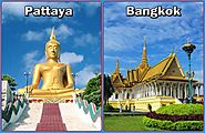 Bangkok And Pattaya Tour Package- Click to Book Tour Packages at Best Price
