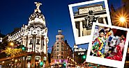 Book Spain Tour Packages from airticket4u