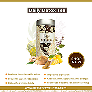 Daily Detox Body Cleansing Tea