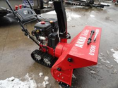 AKRO Multihire - Tracked Snow Blower