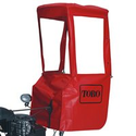 68-9500 - Toro Snow Blower Cab (Power Shift Models) - 5804