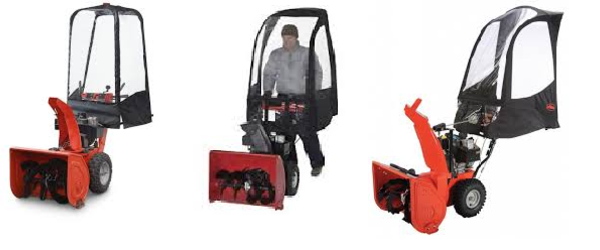 Headline for Best Guide Gear Snow Thrower Cab