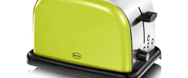 Headline for Best Green Toaster Reviews - Lime Green, Apple Green and more