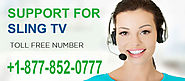 Call USA 1877*852*0777 Sling Tv Customer Service Number