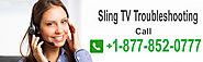 1-877-852-0777 Sling TV Customer Service Phone Number@Sling TV +1ↈ877ↈ852ↈ0777 Contact Customer Service @@ 1-877)-(85...