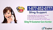 Sling TV Password Reset ? 18778520777Call us Customer Service