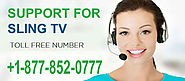 Call USA 1877*852*0777 Sling Tv Customer Care Number