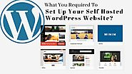 Set Up Your Self Hosted WordPress Website? | Posts by SFWPExperts | Bloglovin'