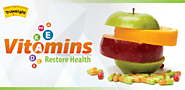 Health benefits of vitamins and how to add them in you diet
