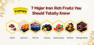 7 Major Iron Rich Fruits You Should Totally Know | Truweight
