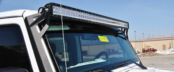 Headline for Best Led Light Bar Offroad Reviews 2016 - 2017