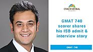 GMAT 740 scorer shares his ISB admit & interview story - EduGorilla Trends - Videos, News, Career Updates