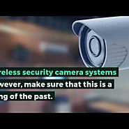 Wireless Security Cameras - Wireless Security Camera Systems Dubai | Visual.ly