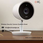 Wireless Security Camera Systems Dubai - Techno Edge Systems LLC