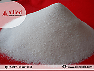 Quartz Powder Exporter in India Allied Mineral Industries Udaipur Rajasthan
