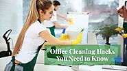 Useful Office Cleaning Hacks You Need to Know in Adelaide