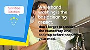 How To Deep Clean Your Home After A Household Illness