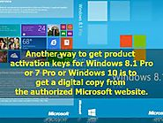 A Premier Shop To Buy Windows 8.1 pro Activation Key Online