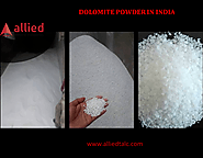 Dolomite Powder Exporter in India