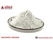 Dolomite Powder in India Allied Mineral Industries Manufacturer