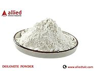 Dolomite Powder in India Allied Mineral Industries