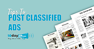 Tips to Post Classified Ads