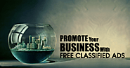 Promote Your Business with Free Classified Ads