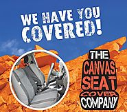 The Canvas Seat Cover Company is here to help your company save money