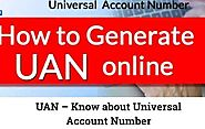 How To Get UAN Number With Your PF Number?-unitymix.com