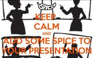 Goal: Spice Up an Old Presentation