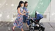 High-Tech Strollers For High-Tech People