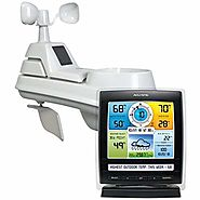Best for Newbies: AcuRite 01512 Wireless Weather Station