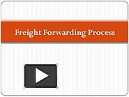 PPT – Freight Forwarding Process PowerPoint presentation | free to download - id: 8ba64d-ODNjM