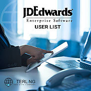 Jd Edwards Users Mailing List | Jd Edwards Users List