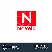 Novell Users Email List | Novell Users Mailing List | Novell Users List