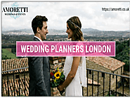 Amoretti Weddings – Best Wedding Planner London | Call Us for Free Consultation