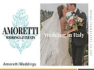 Have a Perfect Destination Wedding in Italy