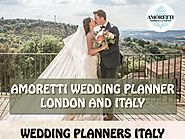 Plan Your Wedding With Best Wedding Planners London & Italy