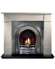 Wood Burning Fireplace Insert, Wood Fireplace Inserts