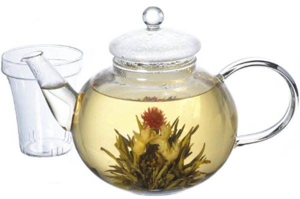Best Glass Teapots with Infusers/ Kettles/Pots and Glass Tea Cups Reviews and Ratings