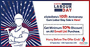 Celebrating 10th Anniversary: eSalesData Offers Exciting Discount on Labor Day