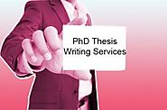 Dissertation Writing Services | Dissertation and Thesis writing assistance at Affordable Rates