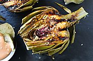 Asian Grilled Artichokes – PaleOMG – Paleo Recipes