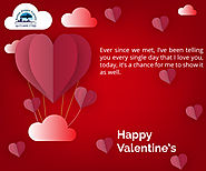 Valentine's Day Wishes and Taxi Deals from Boston Airport Express