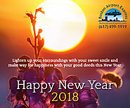 Wish You a Happy New Year 2018 - Boston Airport News, Massachusetts road transport news, Travel and Weather updates