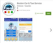 Technology required for building a successful taxi booking app - Boston Airport News, Massachusetts road transport ne...