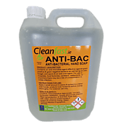 Cleanfast Anti-Bac Hand Soap - Antibacterial Hand Soap